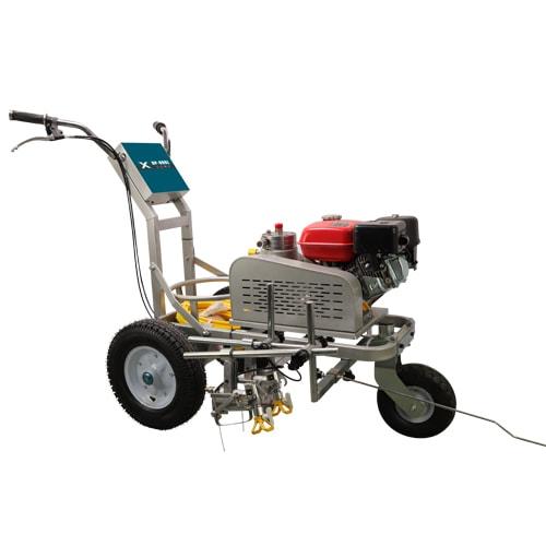 DP-990L 2 Guns diaphragm pump Road Line Marking Machine