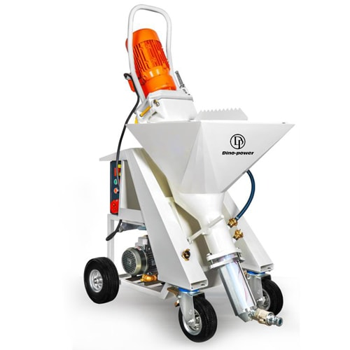 DP-S5 Cement plaster Mixing Pump Sprayer