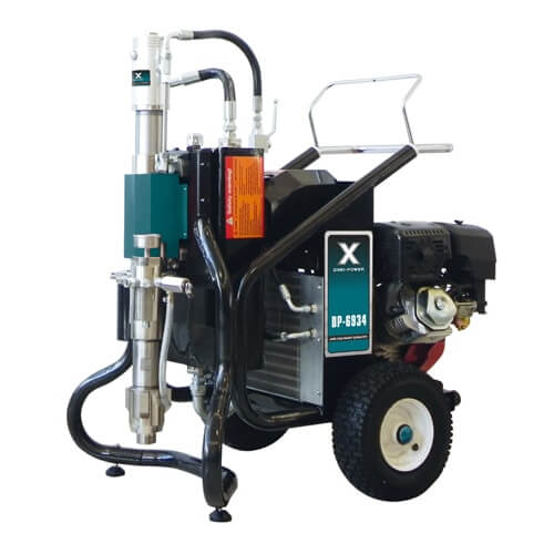 DP-6934 Gas Hydraulic Airless Sprayer 500Bar