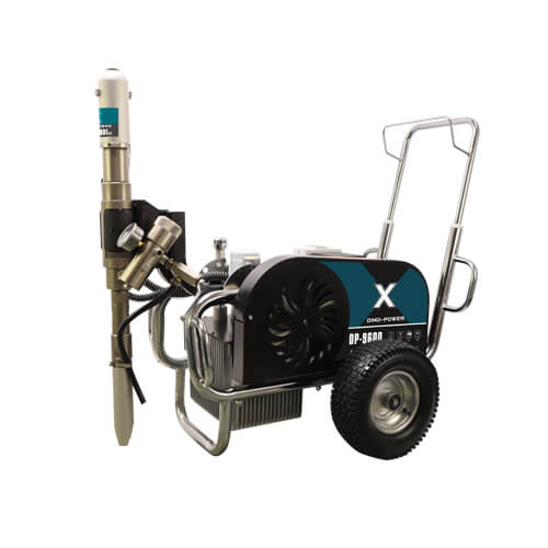 Hydraulic driven Airless paint sprayer