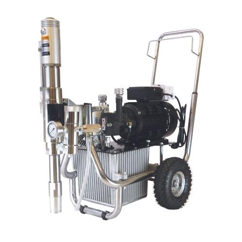 DP-9900EH 500BAR hydraulic airless sprayer