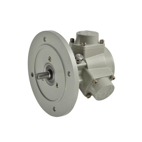 DP-AM2-F Piston Pneumatic Motor Flange Type