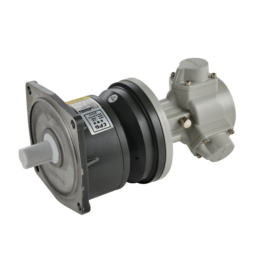 DP-AM2-LG Piston Pneumatic Motor Vertical Type