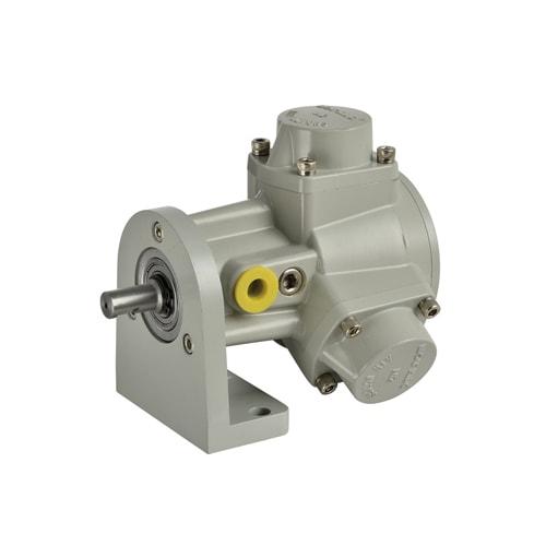 DP-AM2-W Piston Pneumatic Motor Horizontal Type