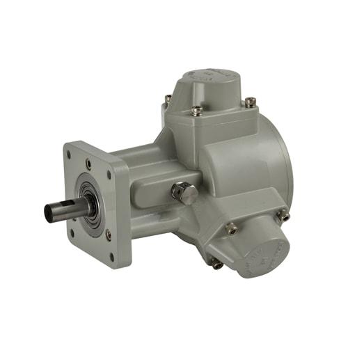 DP-AM3-L Piston Pneumatic Motor Vertical Type