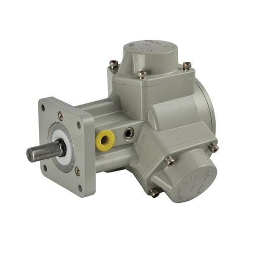 DP-AM4-L Piston Air-Driven Motor Vertical Type