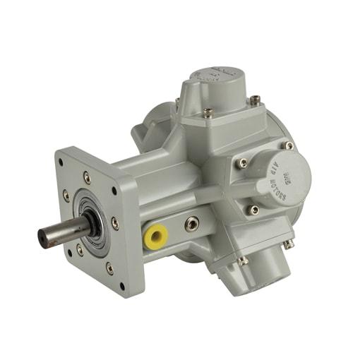 DP-AM5-L Piston Pneumatic Motor Vertical Type
