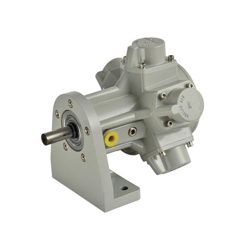 DP-AM5-W Piston Pneumatic Motor Horizontal Type
