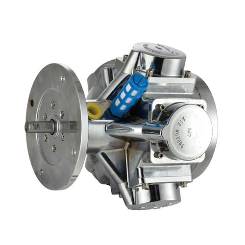 DP-AM7-F Piston Pneumatic Motor Flange Type