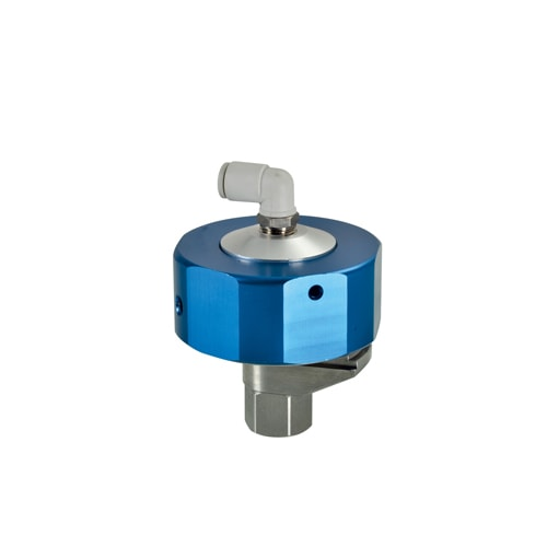 Fluid regulator, Flow/Air precision adjustment valve
