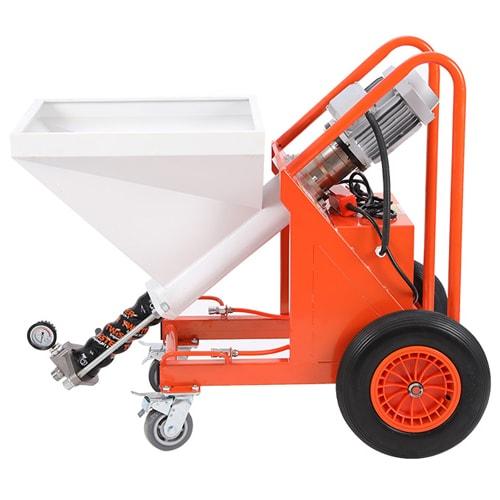 Machine de pulvérisation de peinture de texture Q40