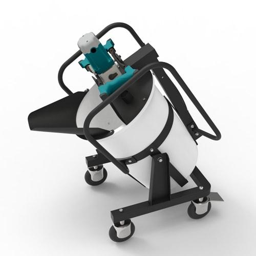 DP-MS100 Concrete Mixer for Self leveling Concrete Underlayment