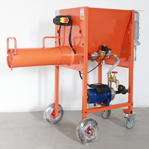 DP-N30 Automatic Horizontal Continuous Mortar Mixer