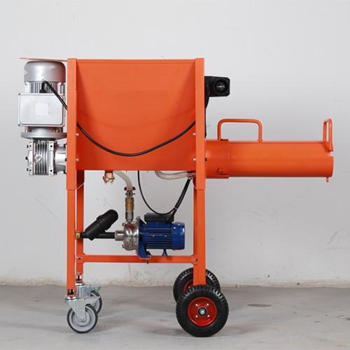 DP-N30 Horizonal Continuous Mixer