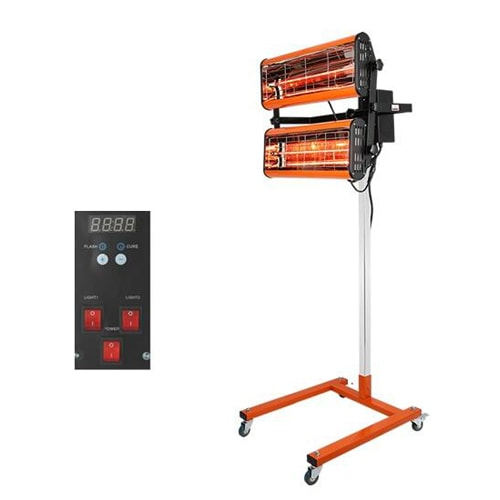 DK2T Infrared Paint Dryer
